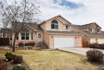 3845 Pronghorn Meadows Circle, Colorado Springs, CO 80922 - MLS#: 9449595