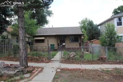 917 E Cimarron Street, Colorado Springs, CO 80903 - MLS#: 9451099