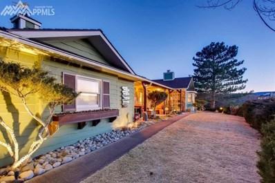 3860 Bear Canyon Circle, Sedalia, CO 80135 - MLS#: 9459226