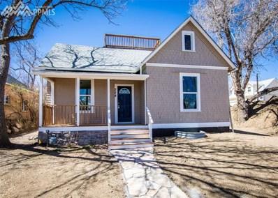 228 N 7th Street, Colorado Springs, CO 80905 - MLS#: 9473216