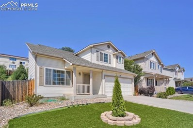 134 Audubon Drive, Colorado Springs, CO 80910 - MLS#: 9477344