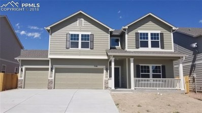 7186 New Meadow Drive, Colorado Springs, CO 80924 - MLS#: 9478116