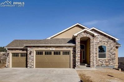 451 Mountain Pass View, Colorado Springs, CO 80906 - MLS#: 9479199