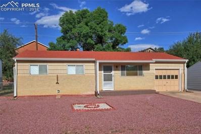1247 Oswego Street, Colorado Springs, CO 80904 - MLS#: 9487689
