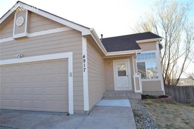 4917 Ardley Drive, Colorado Springs, CO 80922 - MLS#: 9488815