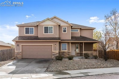 7401 Willow Pines Place, Fountain, CO 80817 - MLS#: 9492181
