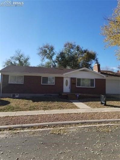 2114 Meyers Drive, Colorado Springs, CO 80909 - MLS#: 9506026