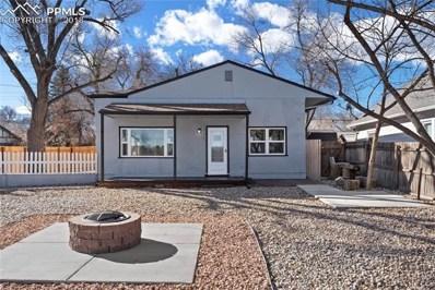 534 Prospect Lake Drive, Colorado Springs, CO 80910 - MLS#: 9510420