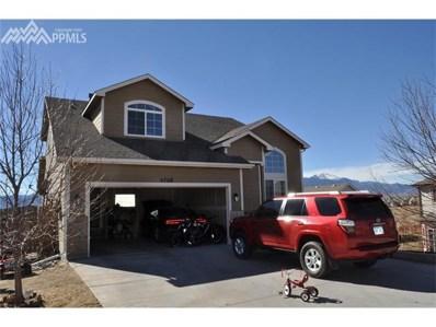 4768 Gami Way, Colorado Springs, CO 80911 - MLS#: 9513670