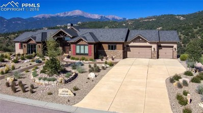 3750 Twisted Oak Circle, Colorado Springs, CO 80904 - MLS#: 9517076