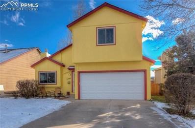 3545 Hazelwood Court, Colorado Springs, CO 80918 - MLS#: 9532454