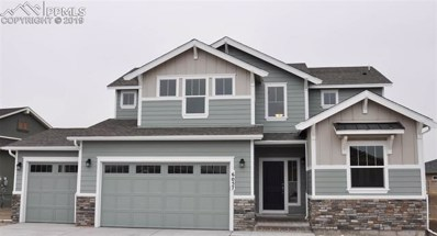 6057 Griffin Drive, Colorado Springs, CO 80924 - MLS#: 9535616