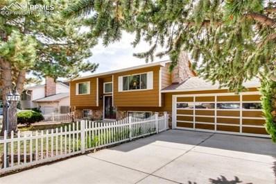 5034 Galena Drive, Colorado Springs, CO 80918 - MLS#: 9536770