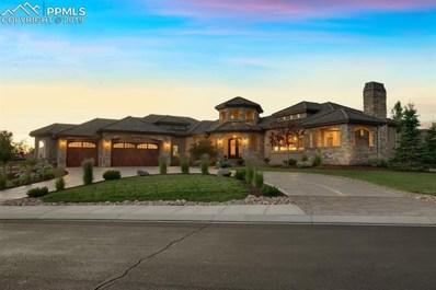 2192 Red Edge Heights, Colorado Springs, CO 80921 - MLS#: 9542194