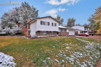 2970 El Capitan Drive, Colorado Springs, CO 80918 - MLS#: 9544259