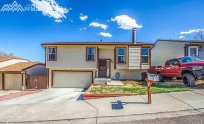 665 Prestonwood Drive, Colorado Springs, CO 80907 - MLS#: 9551593