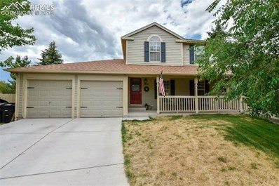 7830 Belford Drive, Colorado Springs, CO 80920 - #: 9563672
