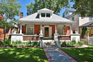 1521 N Weber Street, Colorado Springs, CO 80907 - MLS#: 9573524