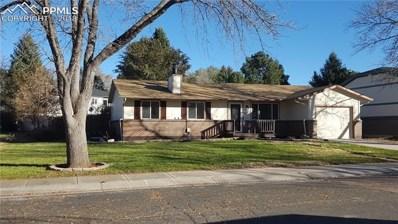 3595 Merriment Way, Colorado Springs, CO 80917 - MLS#: 9579821