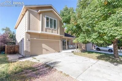 4140 Kayak Court, Colorado Springs, CO 80918 - #: 9581738