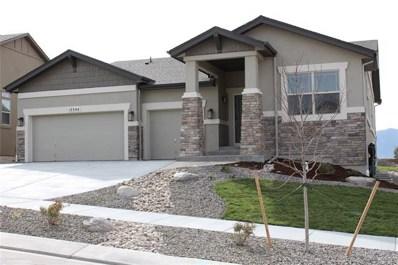 12544 Hawk Stone Drive, Colorado Springs, CO 80921 - MLS#: 9600147