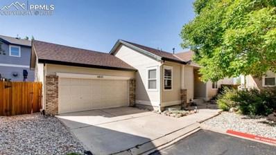 6825 Sunstream Grove, Colorado Springs, CO 80922 - MLS#: 9610999