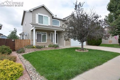 4123 Round Hill Drive, Colorado Springs, CO 80922 - MLS#: 9611580