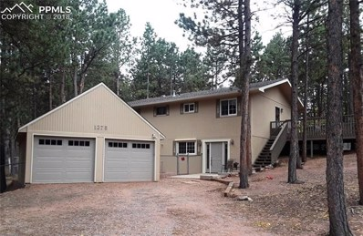 1275 Terri Lane, Woodland Park, CO 80863 - MLS#: 9655170