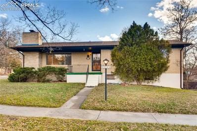 2213 Oriole Avenue, Colorado Springs, CO 80909 - MLS#: 9657859