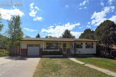 6750 Ashland Place, Colorado Springs, CO 80911 - MLS#: 9660877