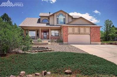 14485 River Oaks Drive, Colorado Springs, CO 80921 - MLS#: 9661615