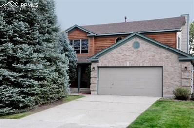 625 Robinglen Court, Colorado Springs, CO 80906 - MLS#: 9669402