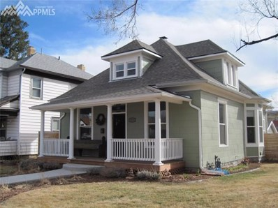 1231 W Cucharras Street, Colorado Springs, CO 80904 - MLS#: 9677950