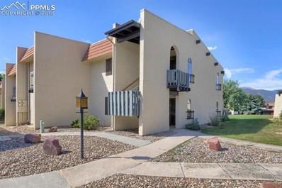 1002 Fontmore Road UNIT D, Colorado Springs, CO 80904 - MLS#: 9679519