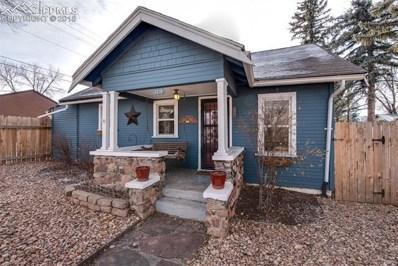 1211 E Uintah Street, Colorado Springs, CO 80909 - MLS#: 9680071