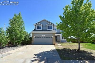 8201 Andrus Drive, Colorado Springs, CO 80920 - MLS#: 9682917