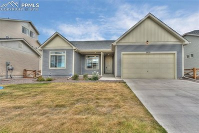 8635 Tranquil Knoll Lane, Colorado Springs, CO 80927 - MLS#: 9693017