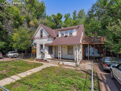 126 E Brookside Street, Colorado Springs, CO 80905 - MLS#: 9701841