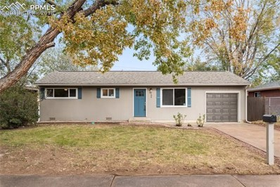 104 Larch Drive, Colorado Springs, CO 80911 - MLS#: 9718939