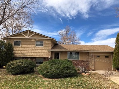 1282 Hathaway Drive, Colorado Springs, CO 80915 - MLS#: 9729390