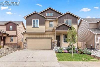 6279 Wallowing Way, Colorado Springs, CO 80925 - MLS#: 9738183