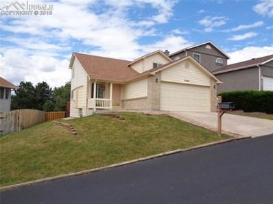 5040 Galileo Drive, Colorado Springs, CO 80917 - MLS#: 9739171