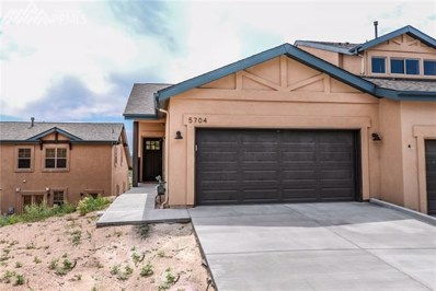 5704 Canyon Reserve Heights, Colorado Springs, CO 80919 - MLS#: 9739481