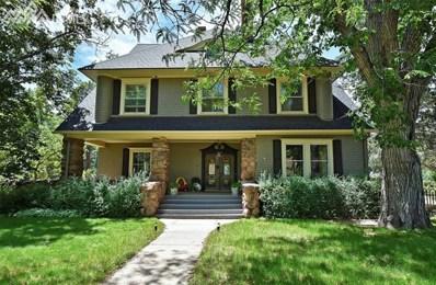 1306 Wood Avenue, Colorado Springs, CO 80903 - MLS#: 9745943