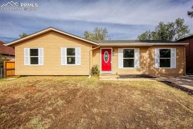 4076 London Lane, Colorado Springs, CO 80916 - MLS#: 9749106