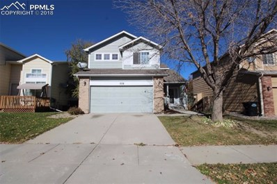 538 Welsh Circle, Colorado Springs, CO 80916 - MLS#: 9756480