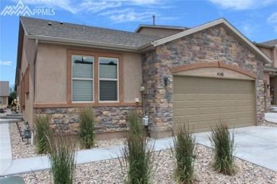 4140 Park Haven View, Colorado Springs, CO 80917 - MLS#: 9768996