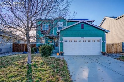 2042 Woodpark Drive, Colorado Springs, CO 80951 - MLS#: 9771782