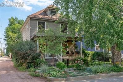 118 E Washington Street, Colorado Springs, CO 80907 - MLS#: 9773516