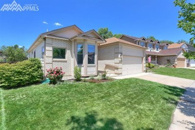 7808 French Road, Colorado Springs, CO 80920 - MLS#: 9777172